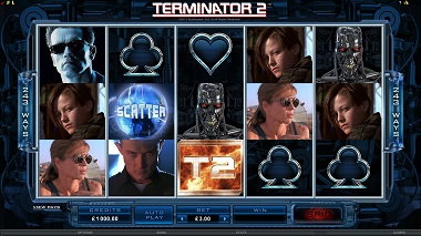 Travel Back In Time to 1991 And Relive An Epic Battle in the Brand New Terminator 2 Online Slot
